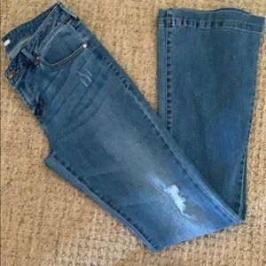 Dear John wise leg jeans size 27